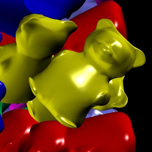 99 Gummy Bears, Squishy Match 3 iOS App