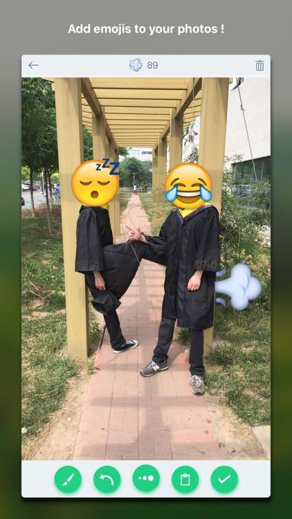 Emoji Heap - Edit Picture