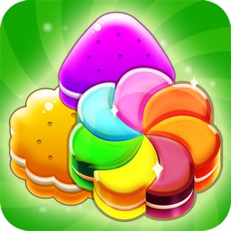 Cookie Fever - a fun puzzle games!