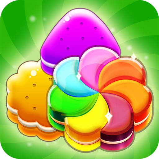 Cookie Fever - a fun puzzle games! iOS App