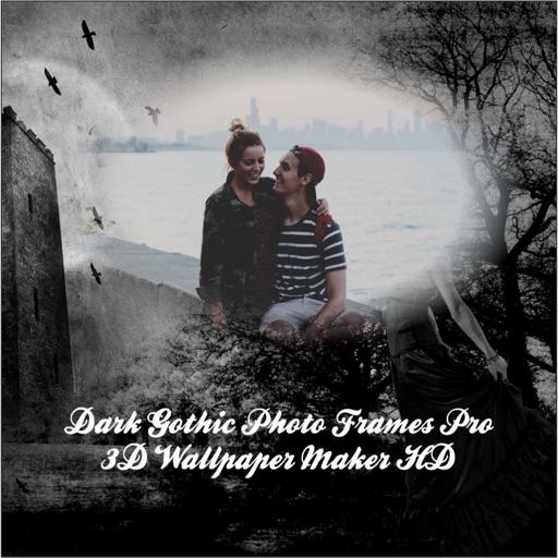 Dark Gothic Photo Frames Pro 3d Wallpaper Maker Hd By