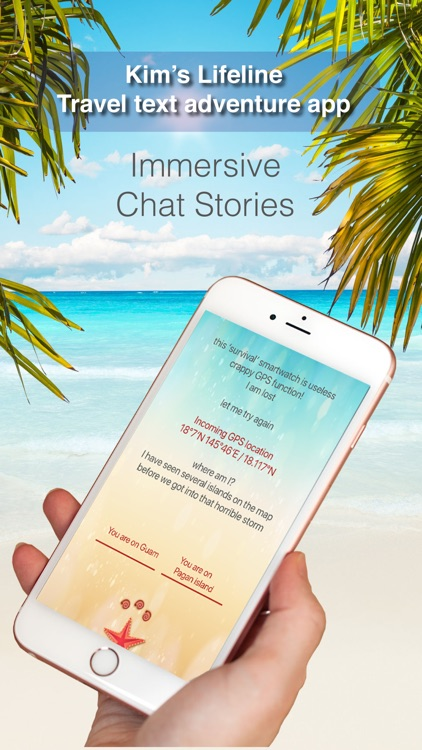Kim's Lifeline  - Choose your story / chat stories