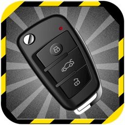 Car Key Lock Remote - Simulator Prank