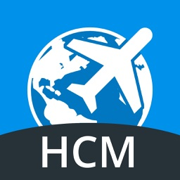 Ho Chi Minh Travel Guide with Offline Street Map