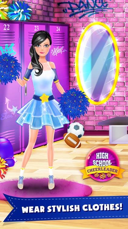 Cheerleader Dressup Game.s screenshot-3