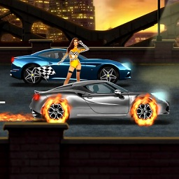 Drag Racing Turbo - fastest drag racing game