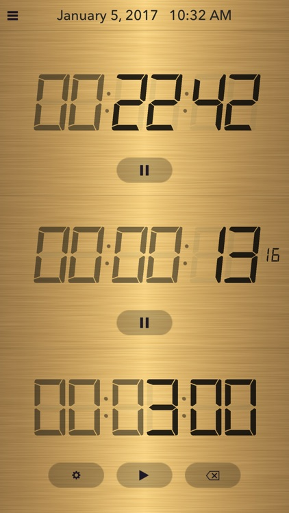 Cooking Timer by VTeam