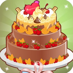 Wedding Chocolate Cake Maker Games for kids