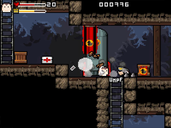 Screenshot #6 pour Gunslugs 2