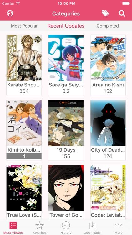 Manga Reader - Manga Viewer