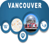 Vancouver Canada City Offline Map Navigation EGATE
