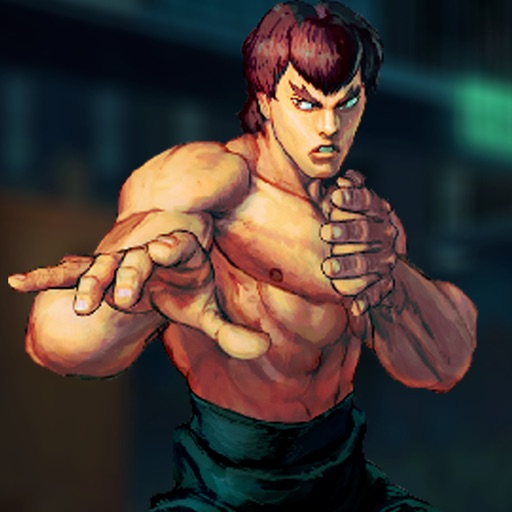 Kung Fu Street Fighter: The Crime City