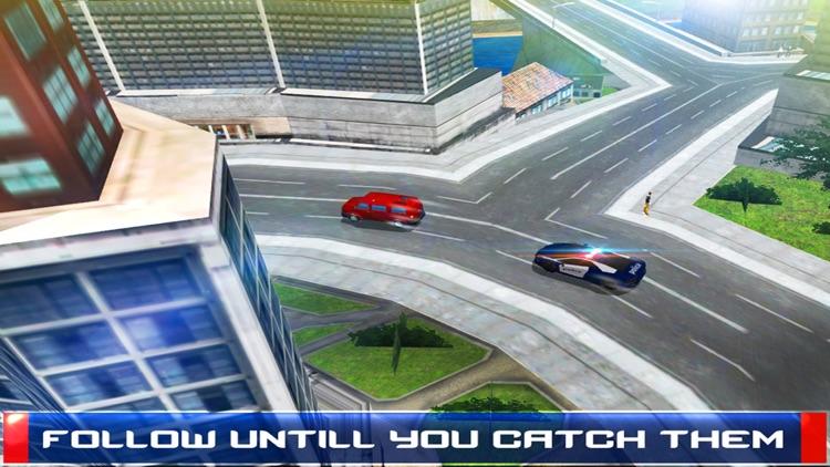 Police Car Driver - 3D Simulator screenshot-3