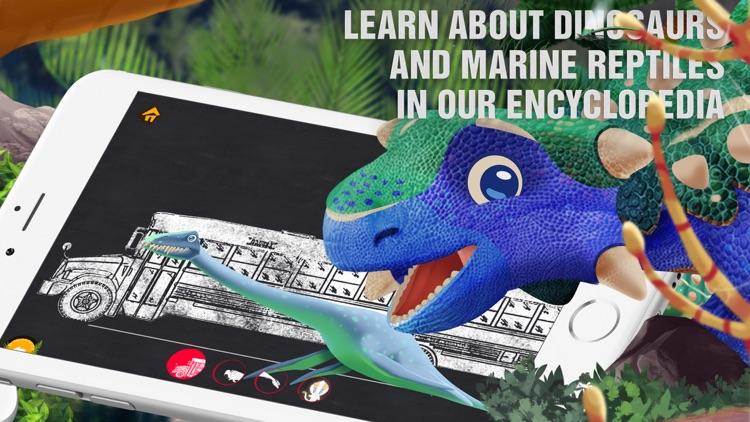 Ginkgo Dino: Dinosaurs World Game for Children screenshot-4