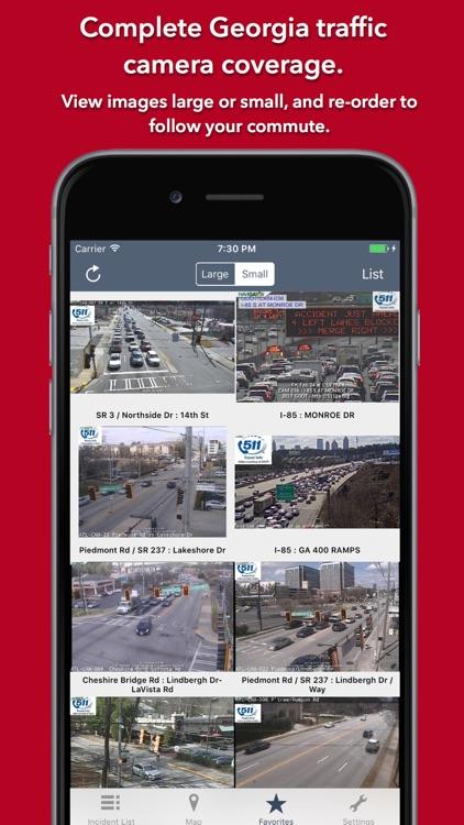 Georgia Roads - Traffic Reports & Cameras screenshot-3