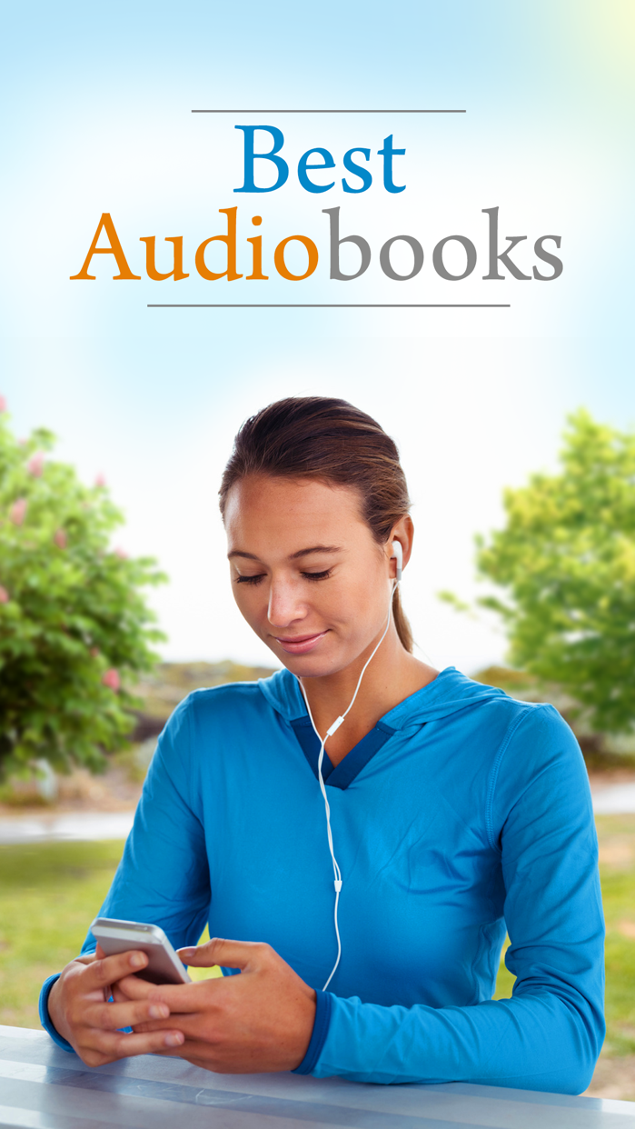 Best Audiobooks. Download and listen to audiobooks Screenshot