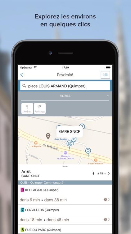 Mobigo - Transports de Quimper screenshot-4