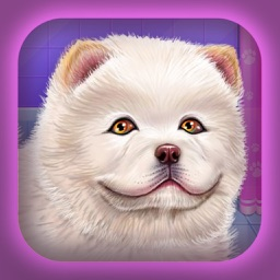 Fun Games:Chow Chow Spa Salon