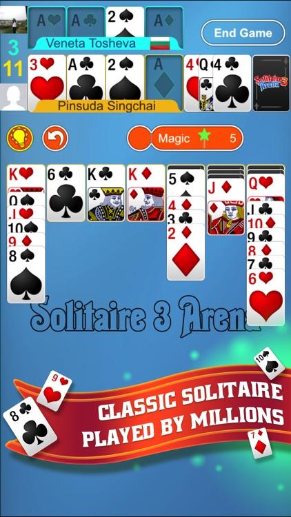 Solitaire 3 Arena