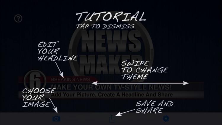 News Maker - Create The News screenshot-4