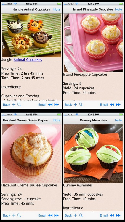 300 Cupcake Recipe screenshot-1