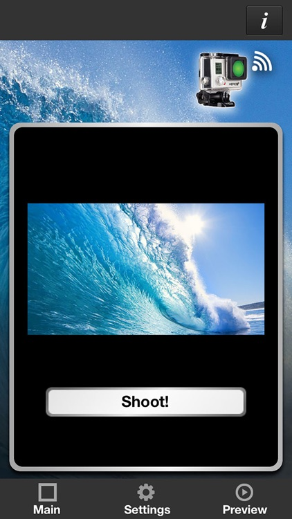 Remote Control for GoPro Hero 3+ Silver screenshot-3