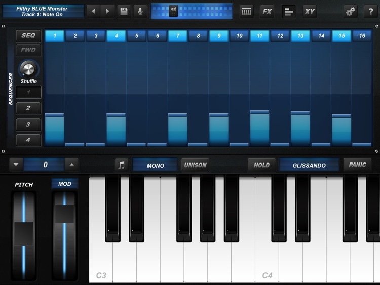 Arctic ProSynth screenshot-1