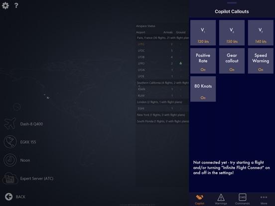 In-Flight Assistant для iPad