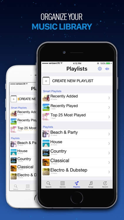 Music Player – Unlimited Mp3 & Free Music Streamer screenshot-4