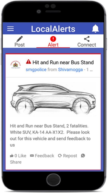 Local Alerts