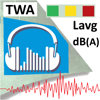 NoiseAdvisor TWA (Lavg) - Exposição ao Ruído