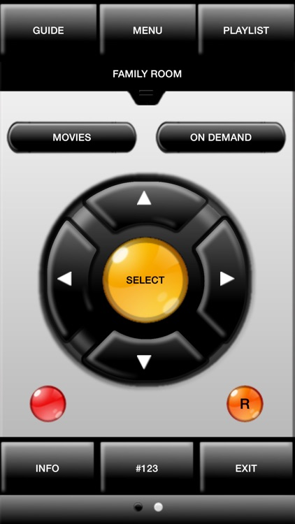 TouchControl Universal Remote With Automation