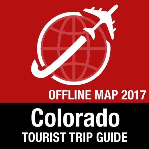 Colorado Tourist Guide + Offline Map