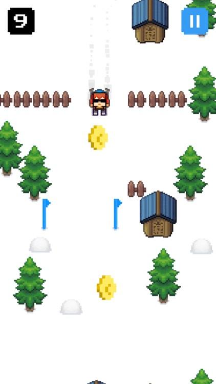 لعبة التزلج على الجليد العربية screenshot-3
