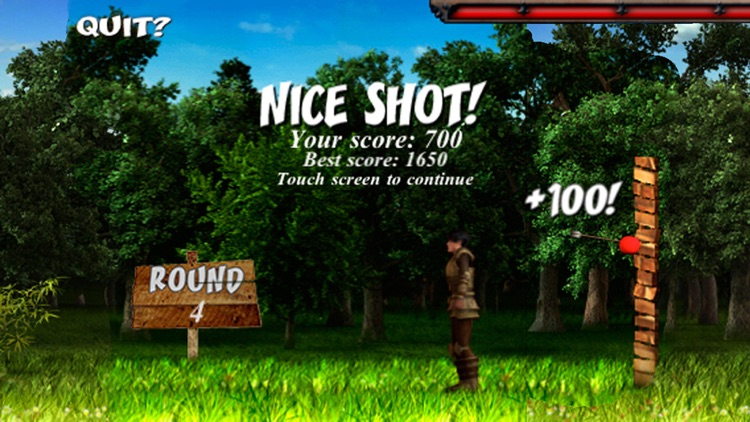 Archery! King of bowmasters skill shooting games screenshot-4