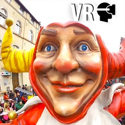 VR Carnival in Germany Virtual Reality 360