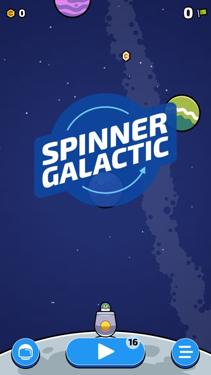 Spinner Galactic screenshot-0