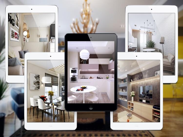 Home & Interior Design Ideas for iPad screenshot-3