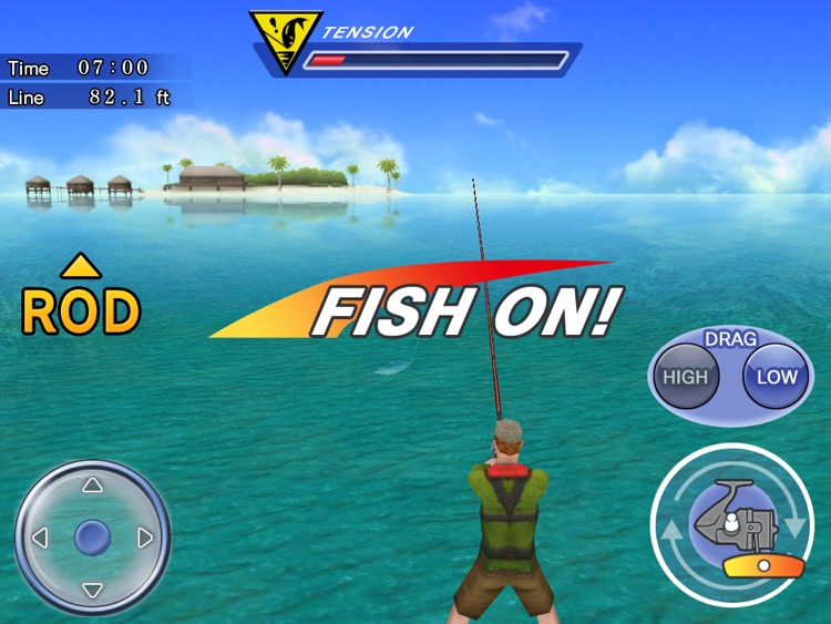 GT LureFishing HD screenshot-3