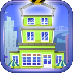 Tower Builder : Construct Straight Building