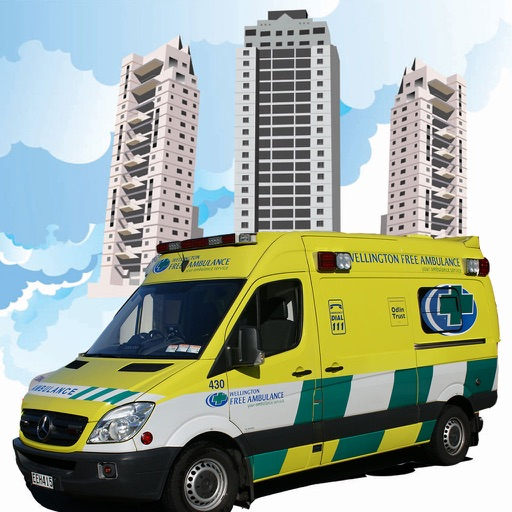 London Ambulance Traffic Racer