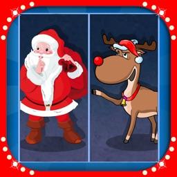 Christmas Santa's ReinDeer and Elf - Fun Games