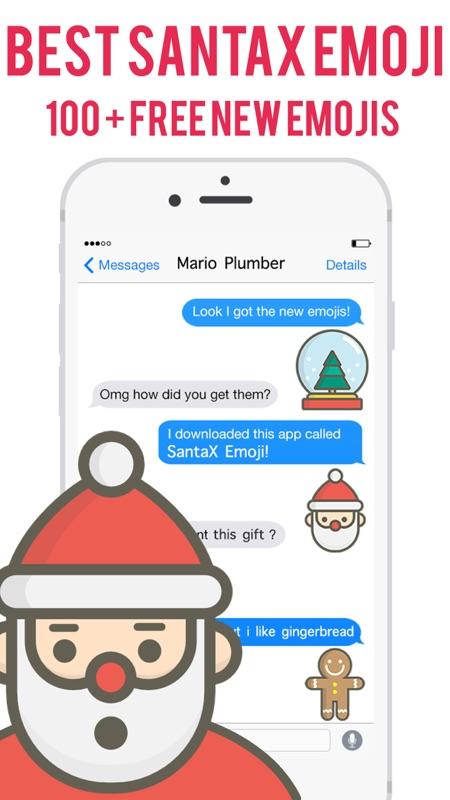 100 Pics Christmas Emoji.3 Minutes To Hack Santa Claus Emoji Christmas Emoji