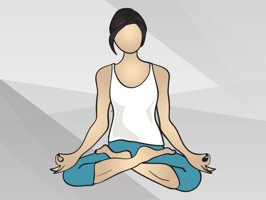 Yoga Stickers Set