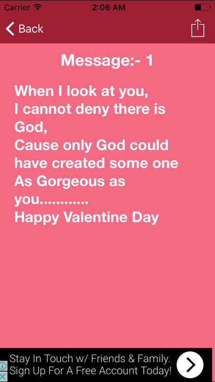 Happy Valentine Day Messages,Wishes & Love Images screenshot-4