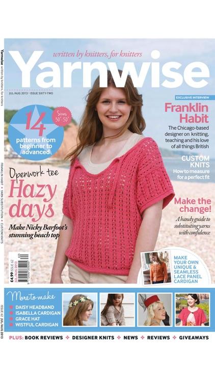 Yarnwise – The UK knitting magazine with worldwide appeal