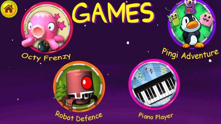 Kids Nursery Rhymes & Learning Fun Activities screenshot-4