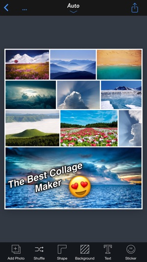 InstaFrame+ Pro - All In One Collage Maker Screenshot