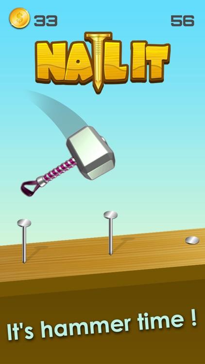 Nail It Hammer Game by Ali Azhar