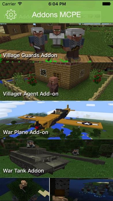 Guns & Transport Add ons for Minecraft PE MCPE by Saliha Bhutta (iOS